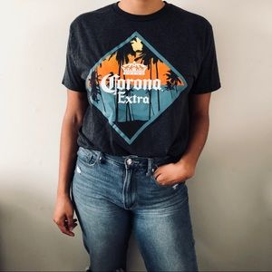 Urban Outfitters Corona Beer Shirt *NEW*